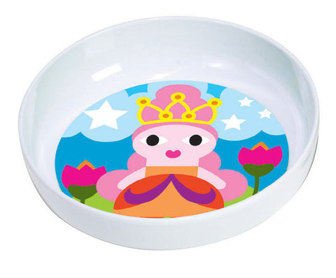 Kids Princess Bowl- Pink