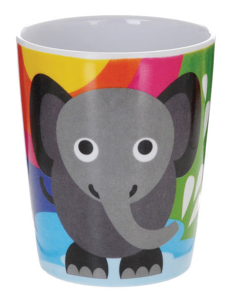 Jungle Kids Juice Cup- Elephant