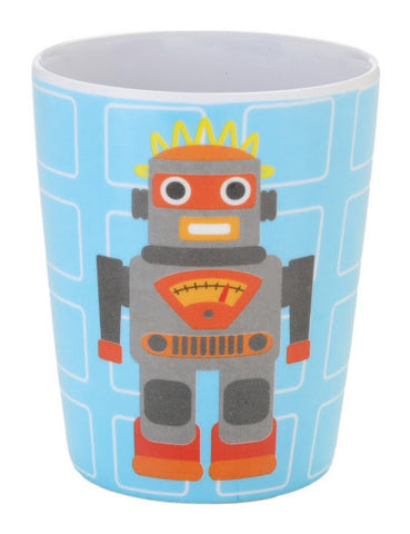Kids Robot Juice Cup- Blue