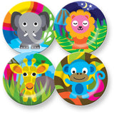 Jungle Kids Plate- Lion