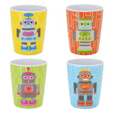 Kids Robot Juice Cup- Green