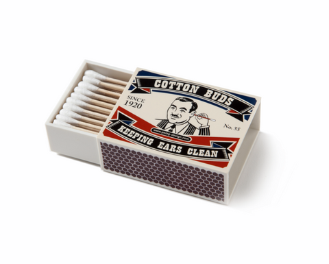 Cotton Ear Joe Cotton Buds Holder