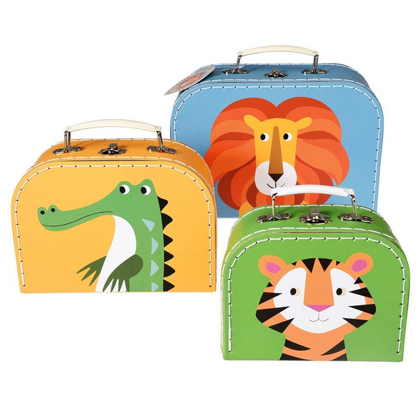Colorful Creatures Cases Set