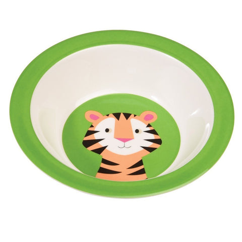Melamine Bowl - Tiger