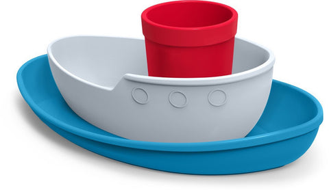 Tug Bowl- Children's Dinner Set