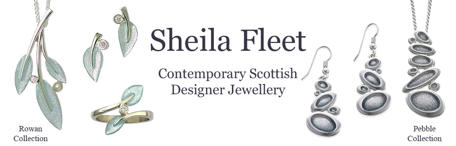 630bdb054 Inspired by her love for nature, Sheila Fleet's designs show the beauty of  nature such as sky, sea and landscape colours, reflecting the past and  present ...