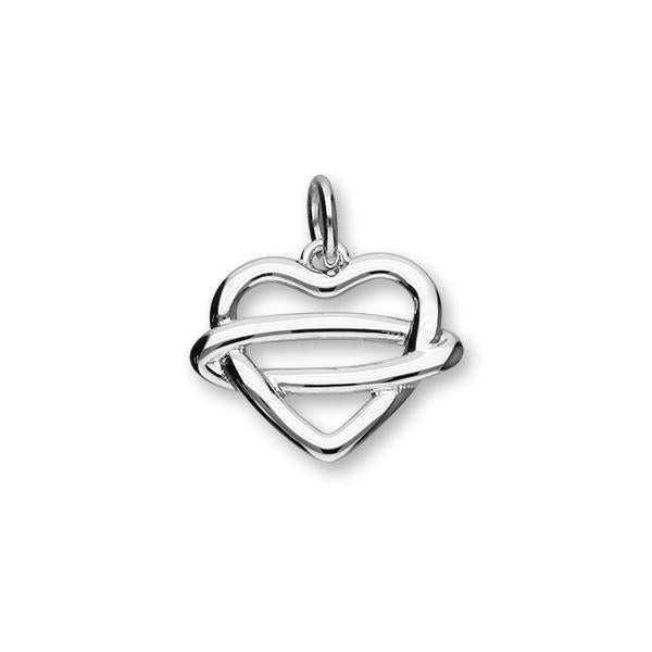 Celtic Generations Sterling Silver Charm - C370