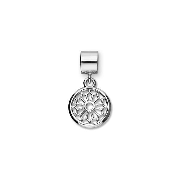 St Magnus Sterling Silver Charm - C374