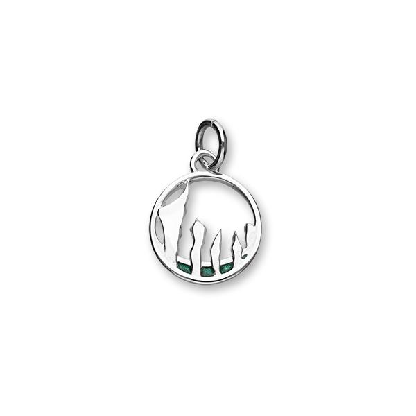 Solstice Sterling Silver Charm - EC16