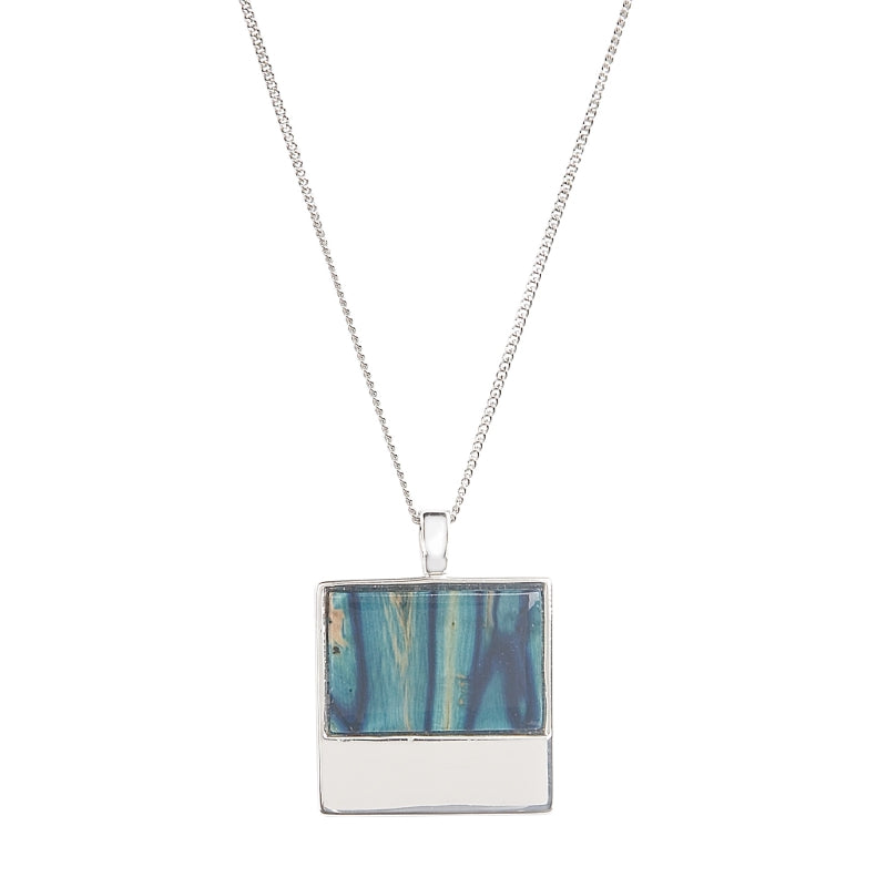 Heather Skye Square Pendant - SP434