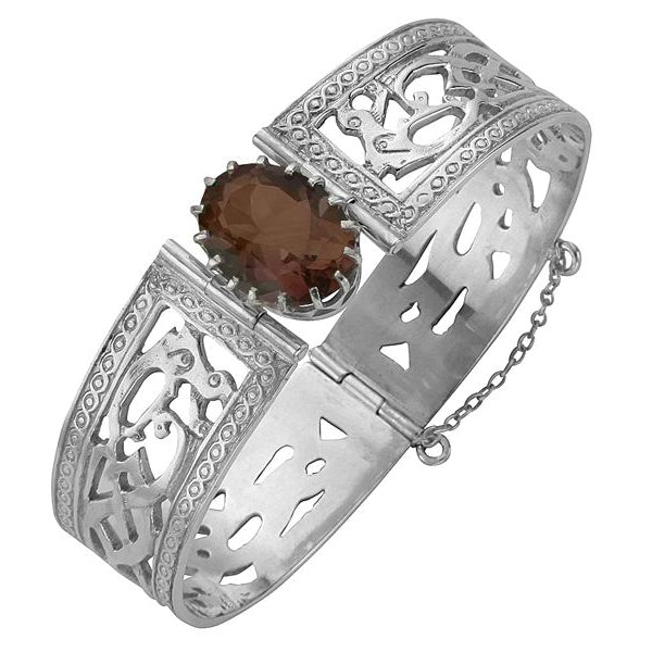 Cridhe Ornate Celtic Design Bracelet - CR004