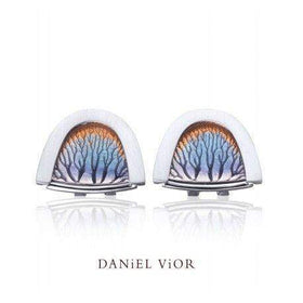 Daniel Vior Capil-Lars Designer Earrings -736940-Ogham Jewellery