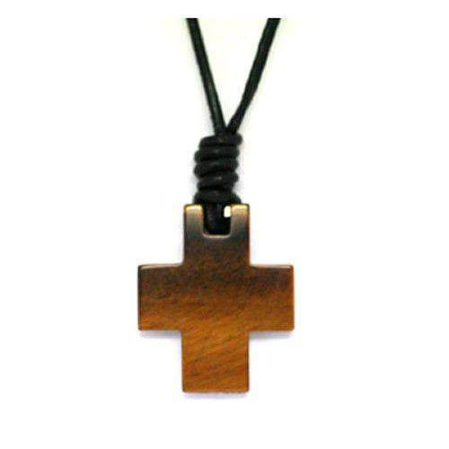 DK Resin Cross 14915-Ogham Jewellery