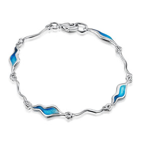River Ripples Bracelet - EBL087