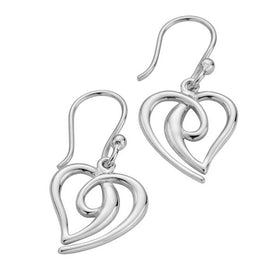 Stylised Celtic Earrings - E053