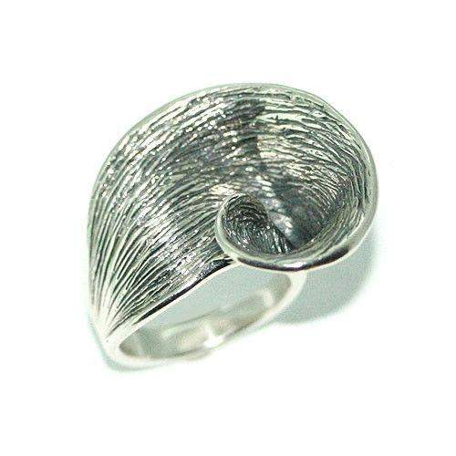 Hagit Gorali Sterling Silver Ring -J420-Ogham Jewellery