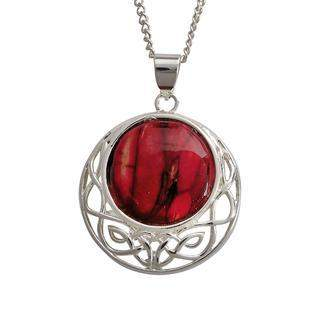 Heather Cormag Celtic Pendant - HP88-Ogham Jewellery
