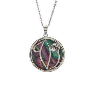 Heather Mackintosh Pendant - HP77-Ogham Jewellery