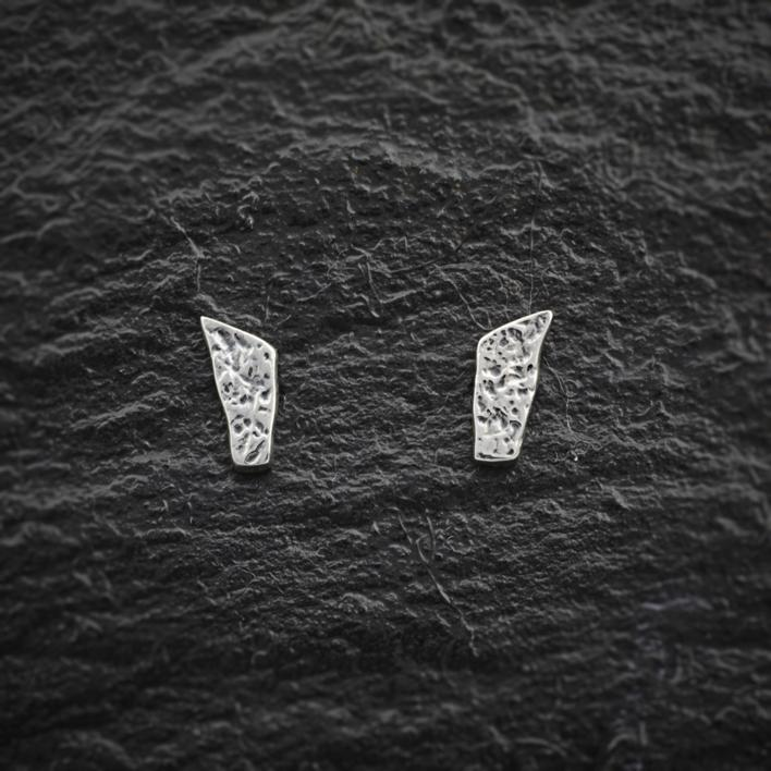 Heilagr Brodgar Stud Earrings - E12-Ogham Jewellery