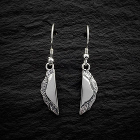Heilagr Islands View Drop Earrings - E3-Ogham Jewellery