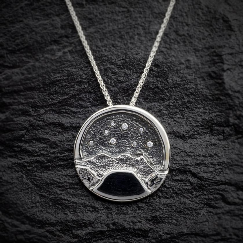 Islands View Pendant - SP2