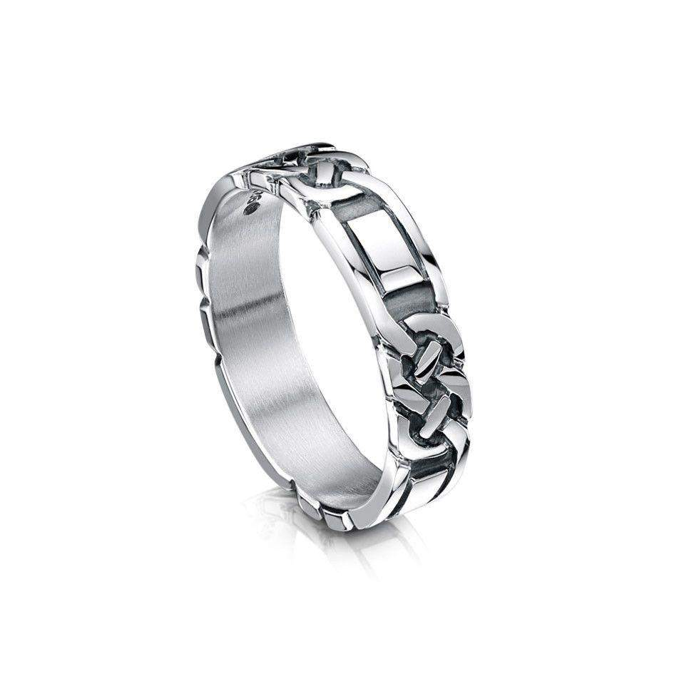 Lover's Knot Celtic Wedding Ring - Sheila Fleet R25 R-W-Ogham Jewellery