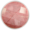 Nikki Lissoni Faceted Rhodonite Coin - C1366SL-Ogham Jewellery