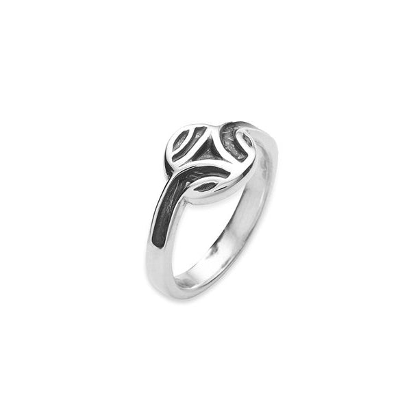 Oronsay Sterling Silver Ring - NO333