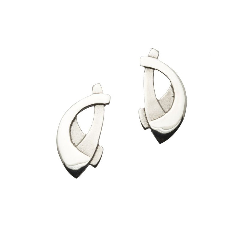 Colonsay Contemporary Stud Earrings - NO320