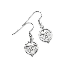 Switha Celtic Drop Earrings - NO339