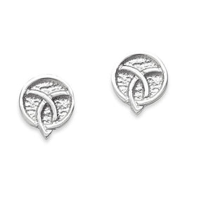 Switha Celtic Stud Earrings - NO340