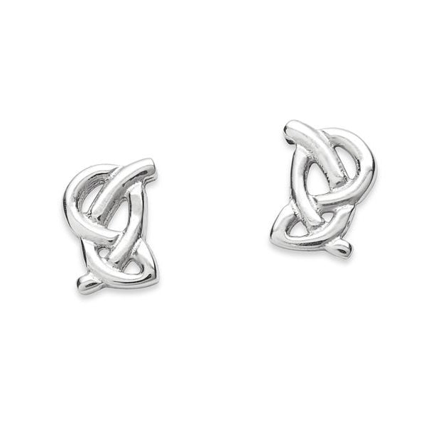 Swona Celtic Stud Earrings - NO354
