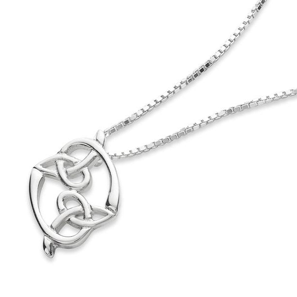 Stronsay Celtic Detail Pendant - NO358