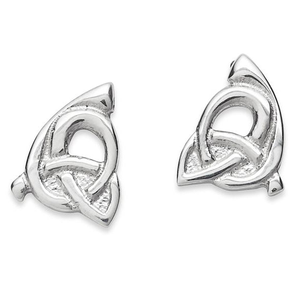 Stronsay Celtic Stud Earrings - NO360