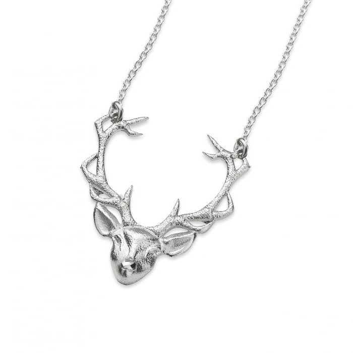 Stag Necklace - NO363P