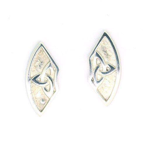 Ortak Silver Sud Earrings E1191-Ogham Jewellery