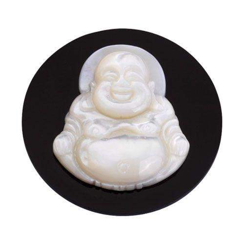 Buddha Cameo Coin - Large - QMS-02