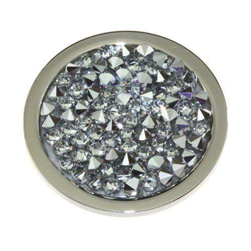Crystal Rock Coin - Medium - QMOK01M