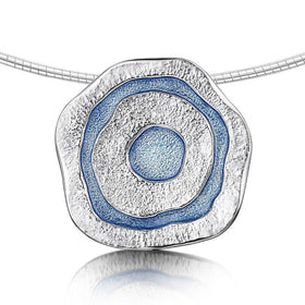 Sheila Fleet Brodgar Eye Necklet - ENXX247-Ogham Jewellery
