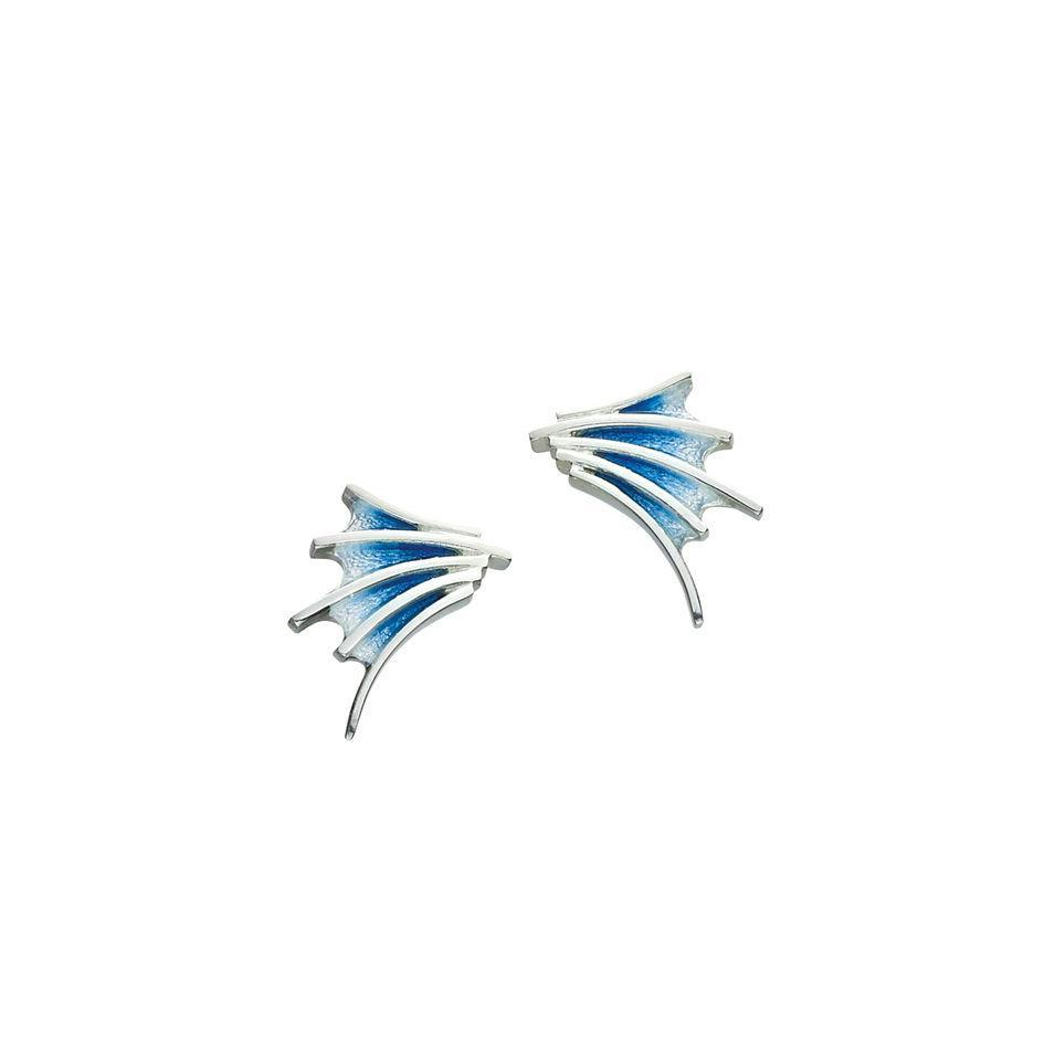 Sheila Fleet Cascade Earrings - EE000150-Ogham Jewellery