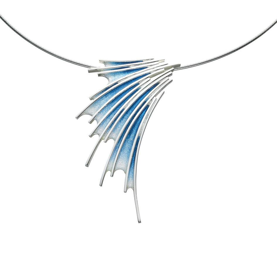 Sheila Fleet Cascade Necklace - ENXX150-Ogham Jewellery