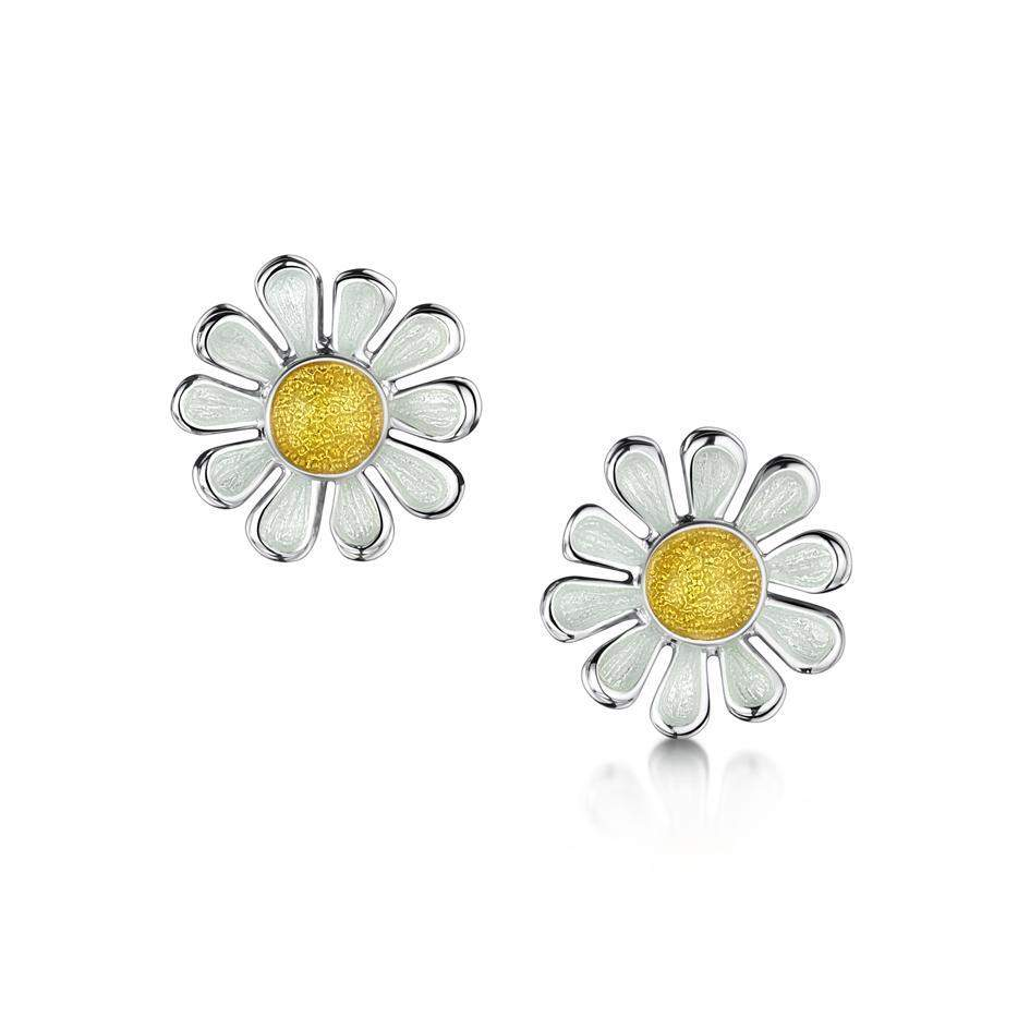 Daisies at Dawn Earrings - EE234