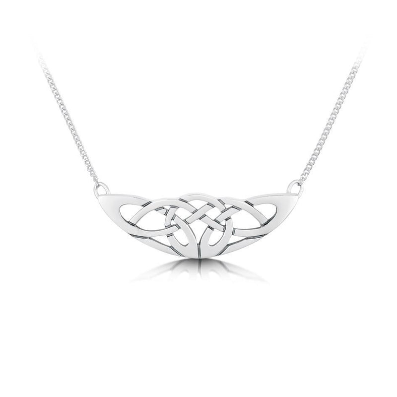 Lovers Knot Necklet - N14