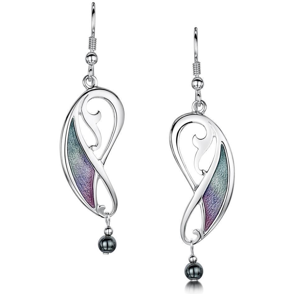 Sheila Fleet Mill Sands Earrings - EE52-Ogham Jewellery