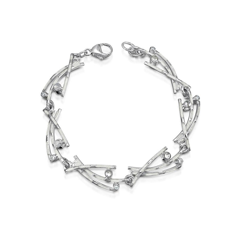 Sheila Fleet Morning Dew Bracelet - ESBL185-Ogham Jewellery