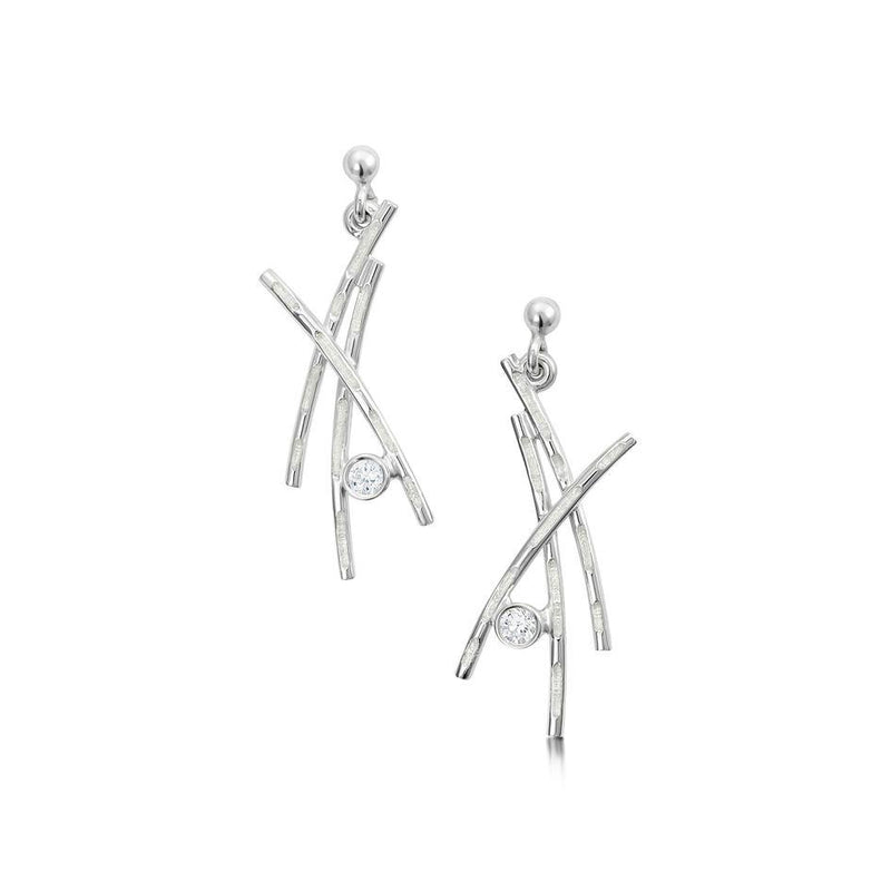 Morning Dew Earrings - ESE185