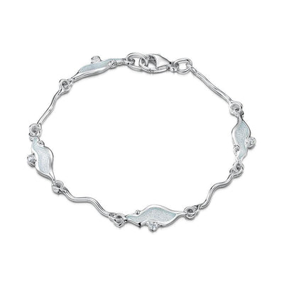 Sheila Fleet River Ripples Bracelet - ESBL088-Ogham Jewellery