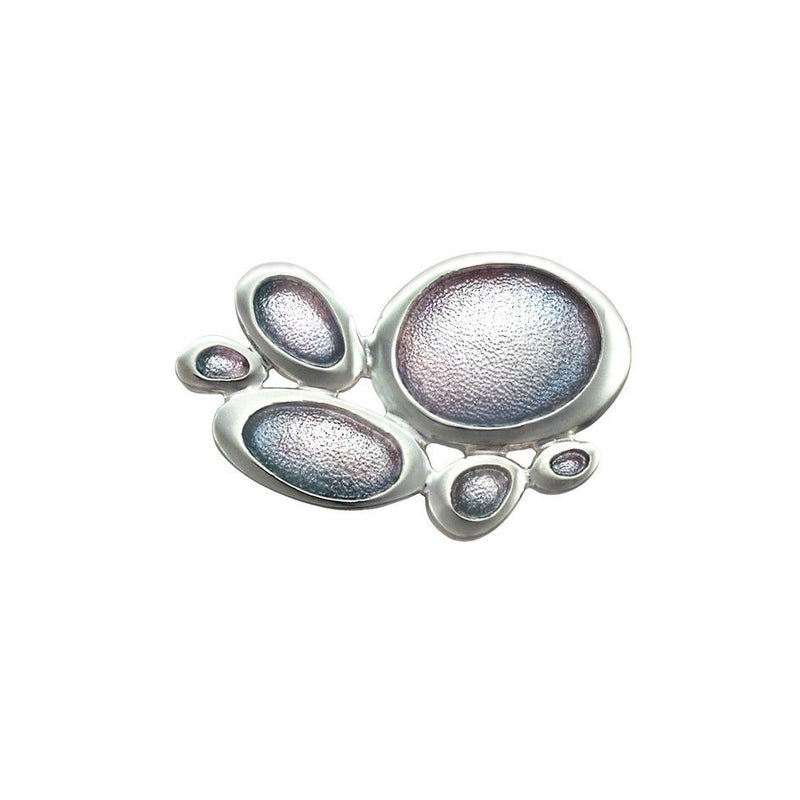 Shoreline Pebble Brooch - EBX168
