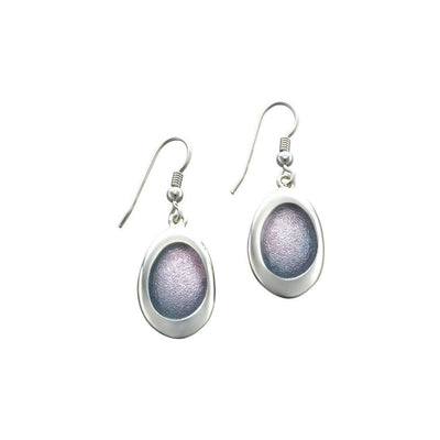 Sheila Fleet Shoreline Pebble Earrings - EEXXX167-Ogham Jewellery