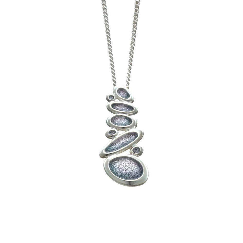 Shoreline Pebble Pendant - EP168